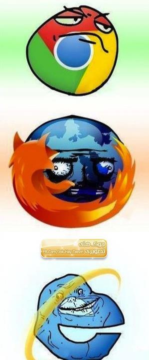 Internet Explorer Troll Face | Humoursen