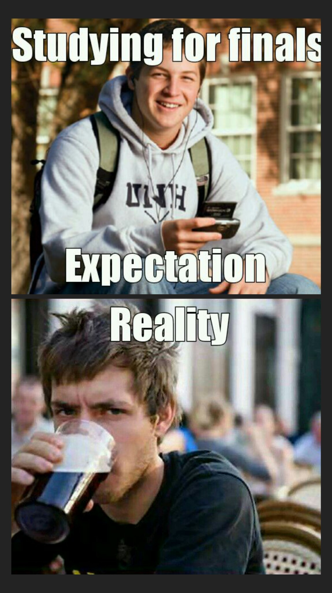 College Student Problems - meme