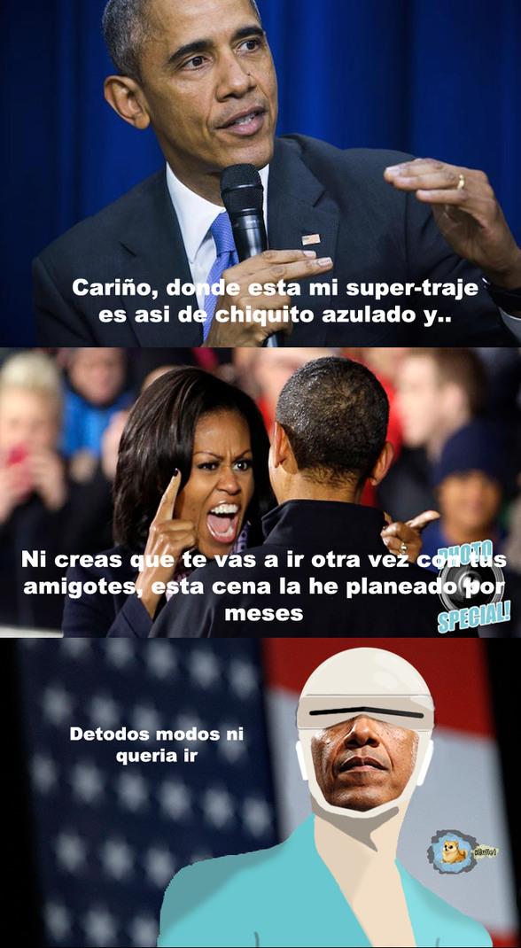 Obama Original. - meme