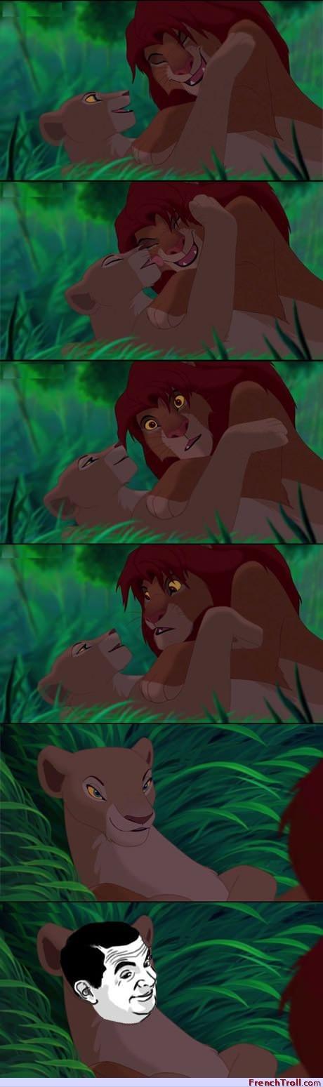 Le Roi Lion !!! *3* - meme