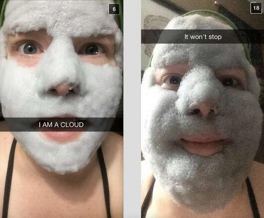 cotton face - meme