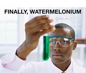 WATERMALONE - meme