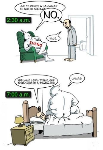 El sueño - meme
