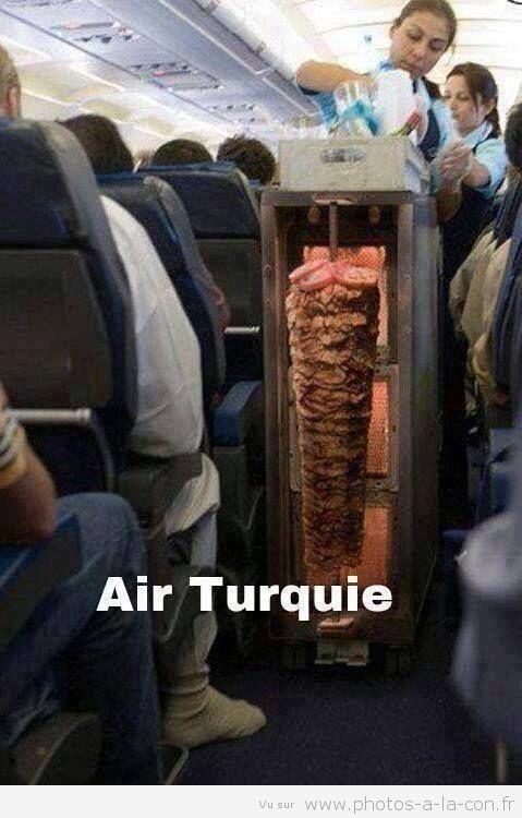 Air Turquie - meme