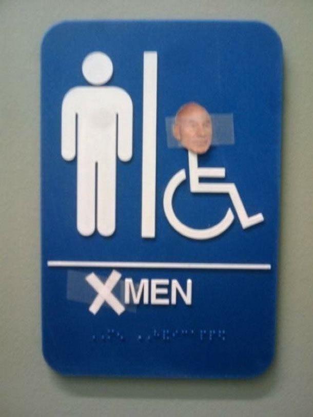 X men - meme
