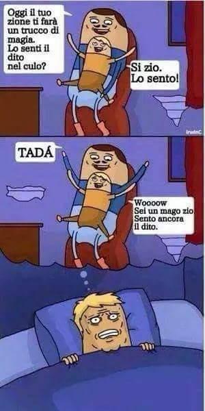 SCONVOLGIMENTI - meme