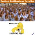 RedHead Festival aux Pays-Bas
