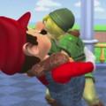 aí você descobre que o Zelda e o Mario Vermelho são gays! Oh god why!