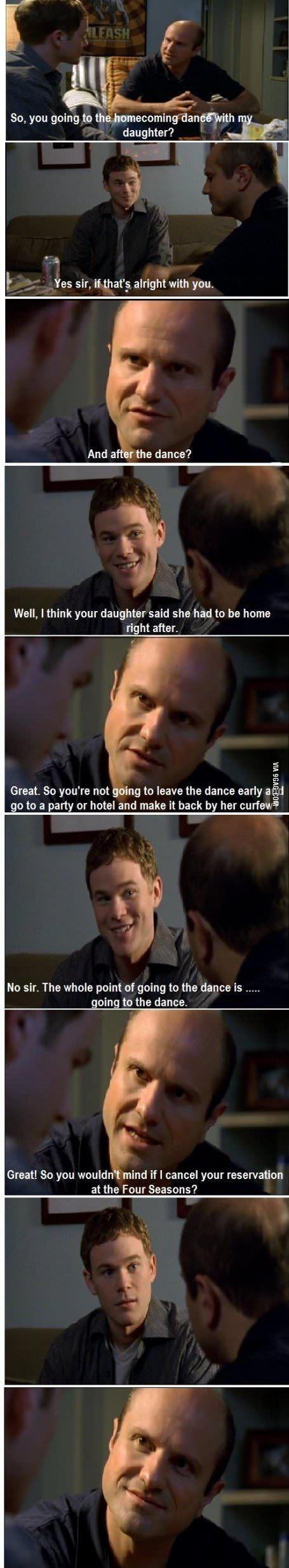 No one dances better than Elizabeth... - meme