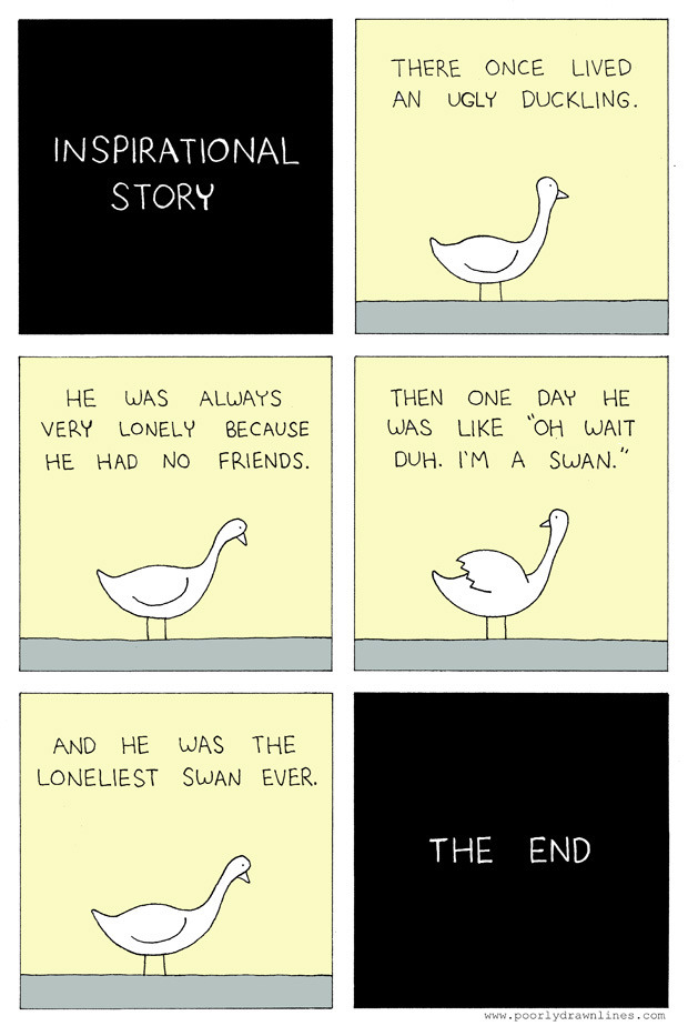 What a inspirational story - meme