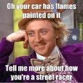 Wonka racer