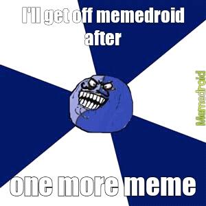 I'll go to sleep soon... - meme