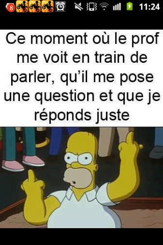 eleves vs profs - meme