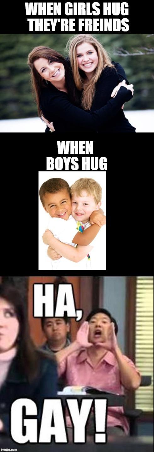society nowadays... - meme