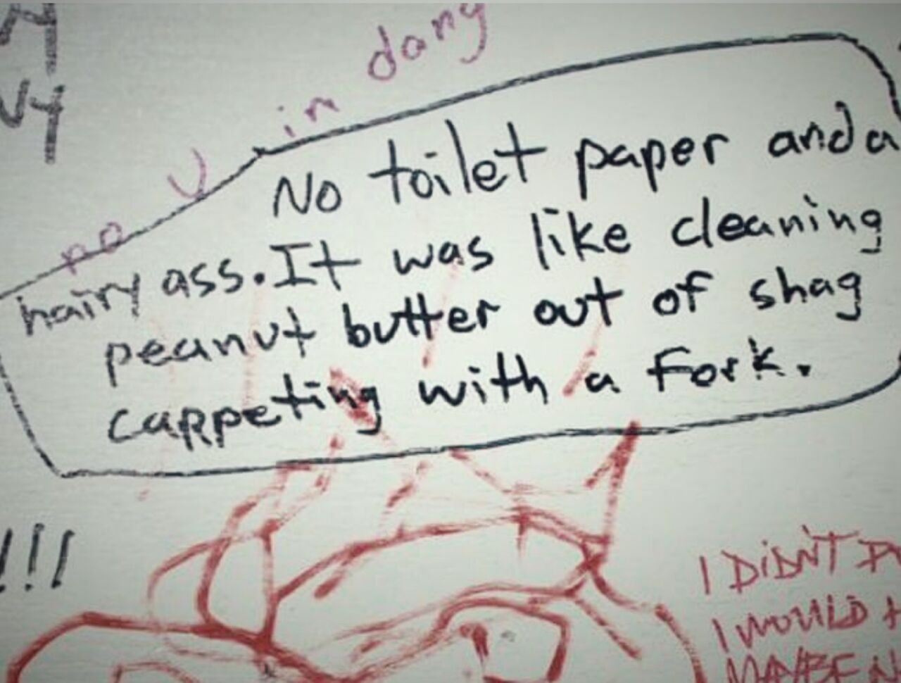 toilet paper is mother of all inventions - meme