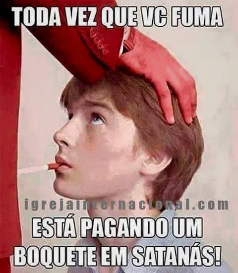 ATELS TOLDOS FUMÃO! - meme