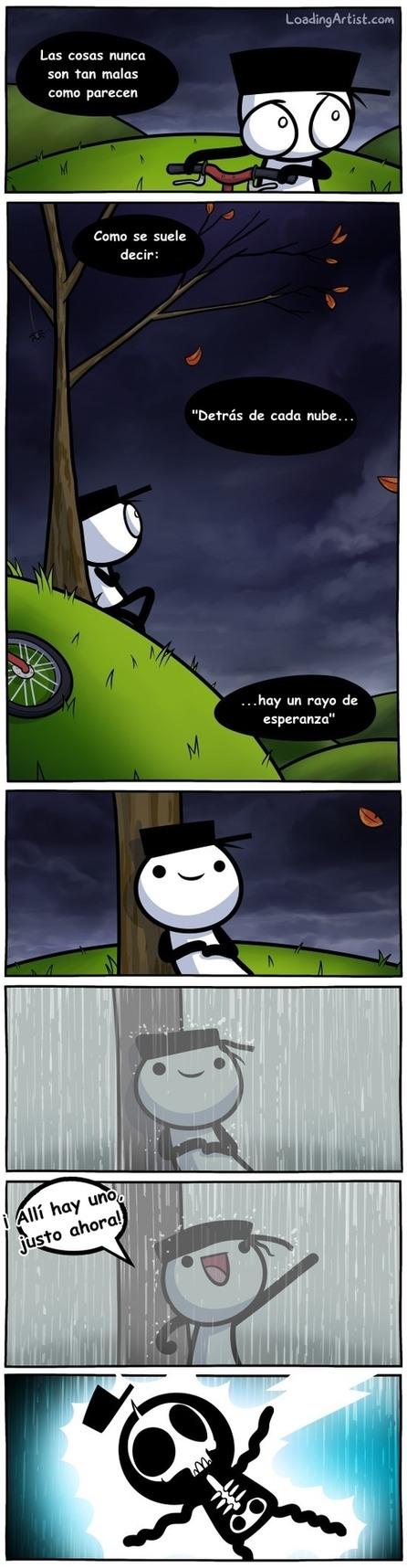 rayo locillo :c - meme