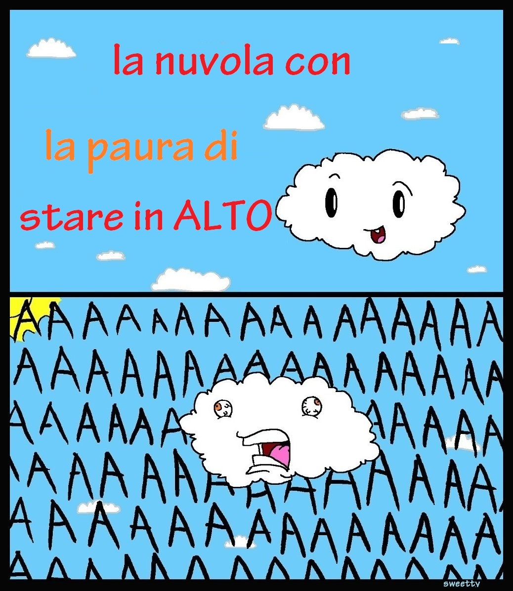 La Nuvola - meme