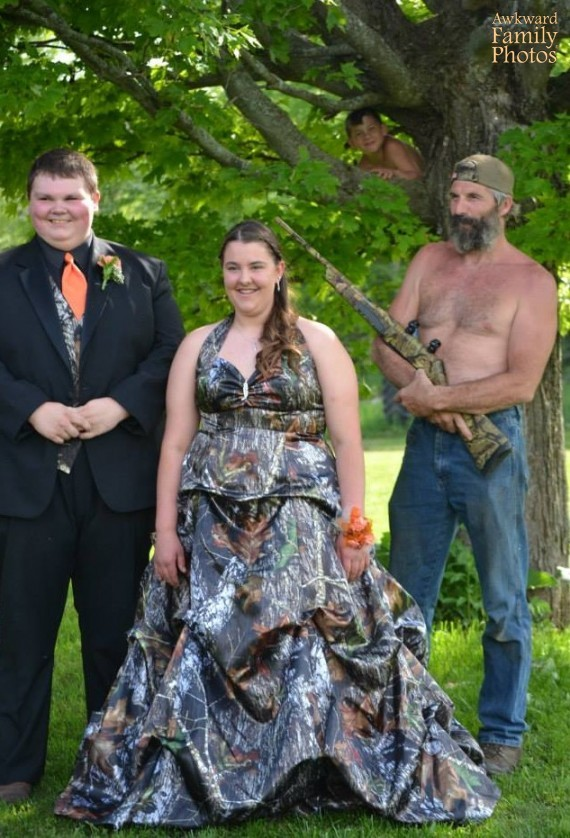 When you don't want to attract attention at prom, use came - meme