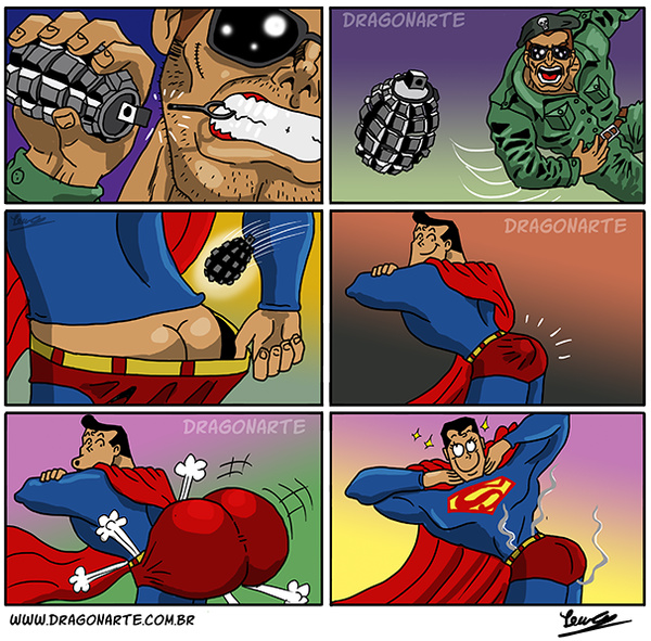 SuperGay - meme