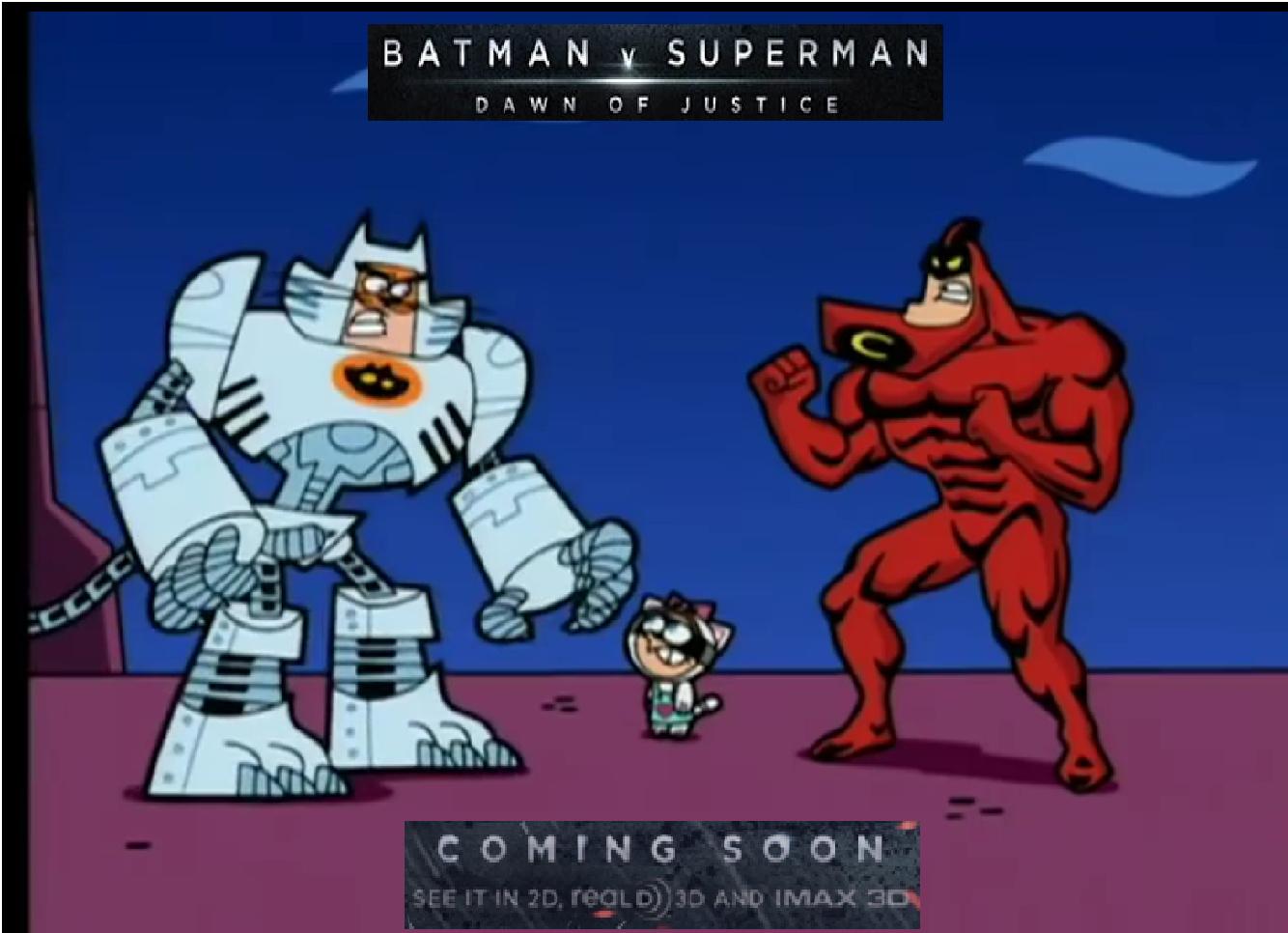 Catman v Crimson Chin - meme