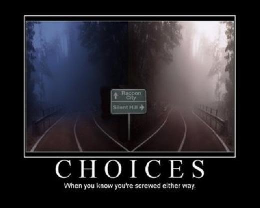 choices - meme