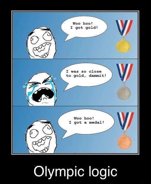 Olympic Logic - meme
