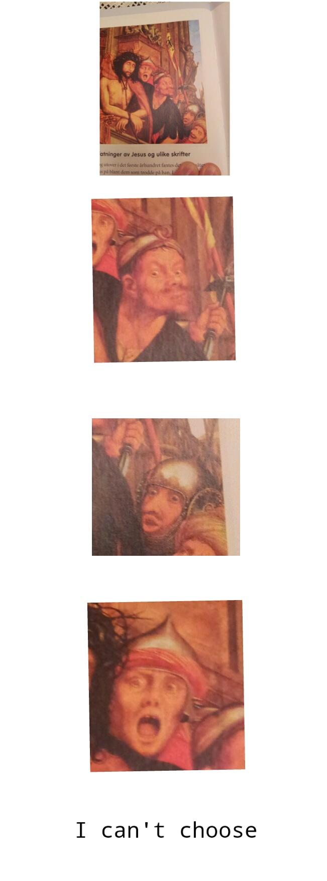 faces - meme