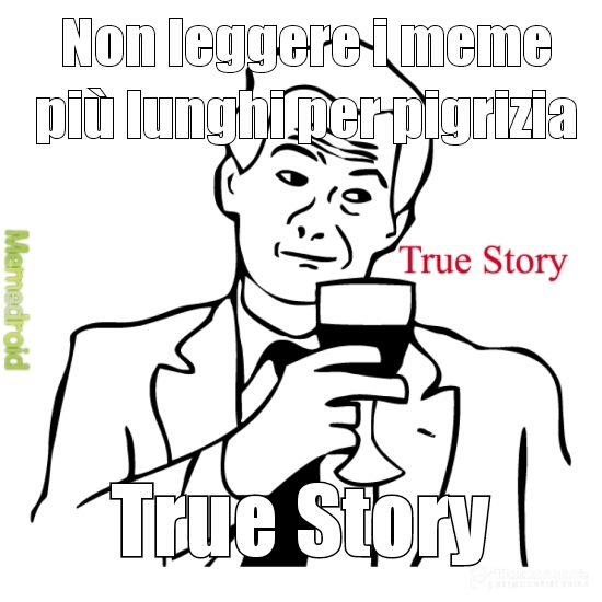 Mi accontento di un 70 % - meme