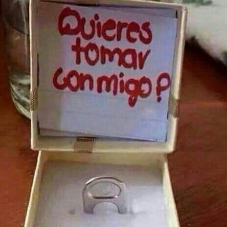 Aceptas casarte conmigo - meme