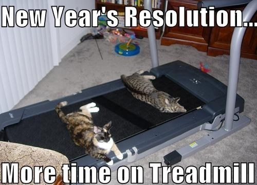 New Year Resolution - meme