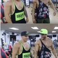 BamBam e Felipe Franco