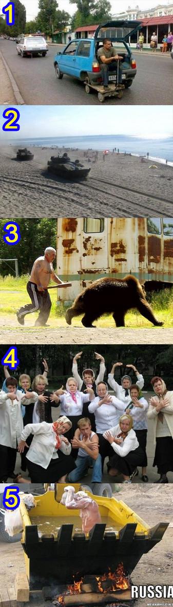 images de Russie #3 - meme