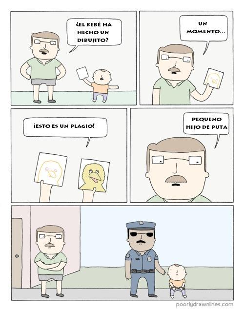 maldita pirateria - meme