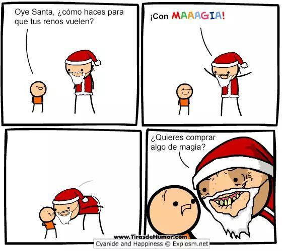 Santa - meme