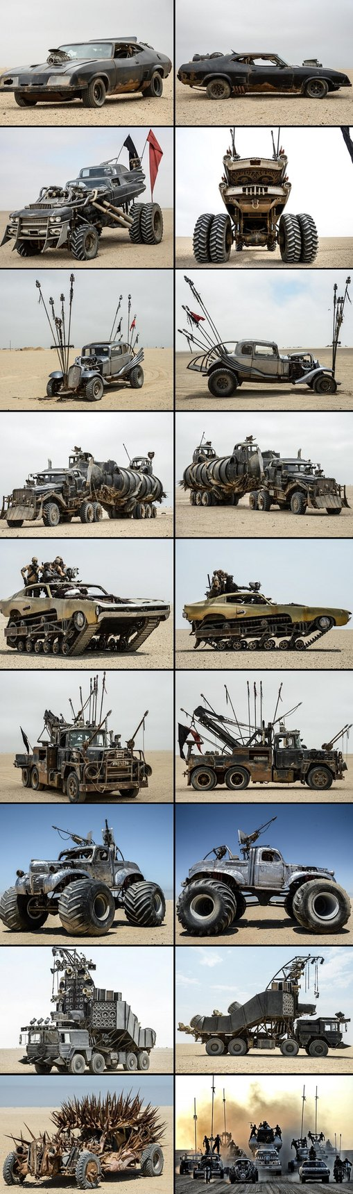 Cars of Mad Max: Fury Road - meme