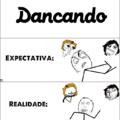 Dançando! Original Por asalencar
