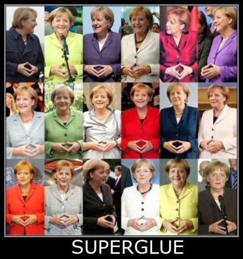 Superglue ! - meme