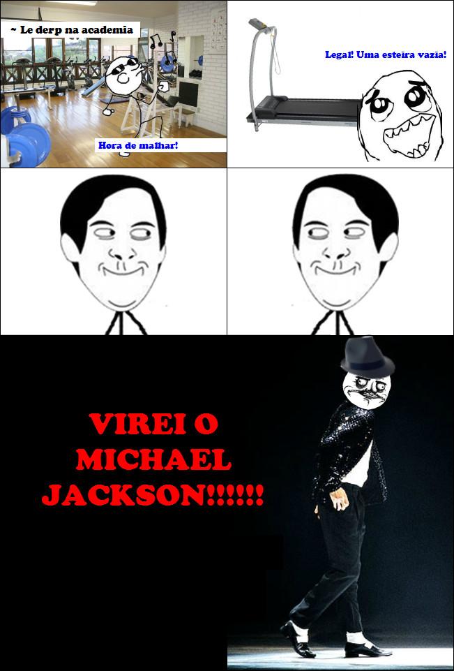 Michael Jackson - meme