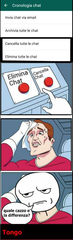 ringrazio quellichebenpensano per le template - meme