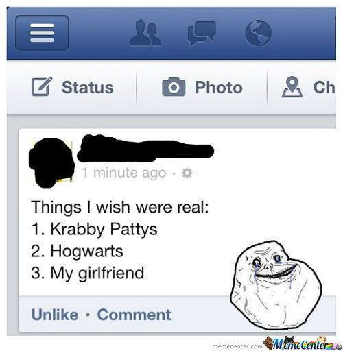 Things I wish were real... - meme