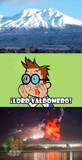 Lord Valdomero xD - meme