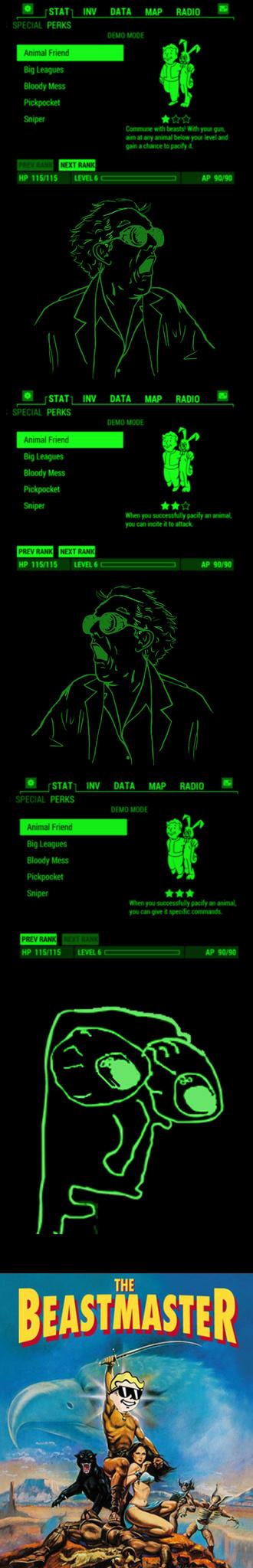 #Fallout - meme