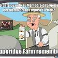 AVVERTENZA AVVERTENZOSA: solo i veterani potranno capire fino in fondo questo meme.