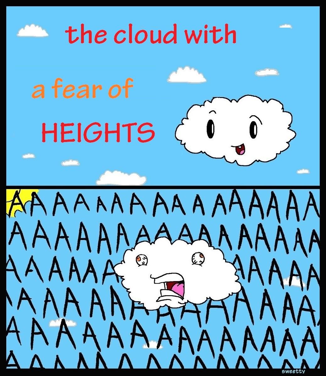 the Cloud - meme