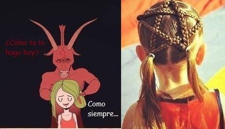Satan - peliquero - meme