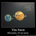 earth........we're sorry...