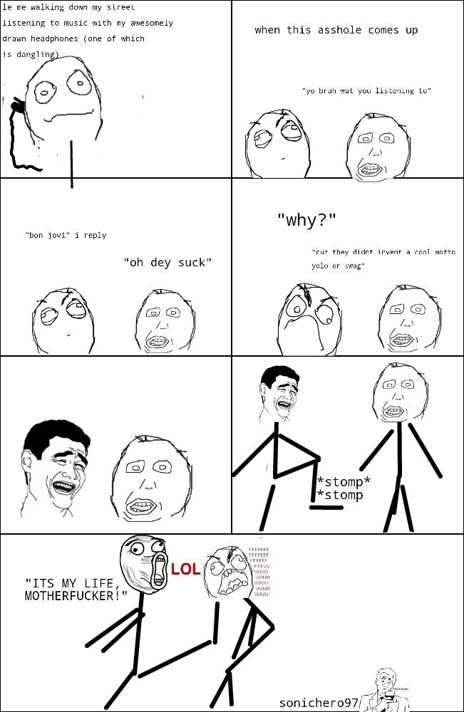BON JOVI RULES! - meme
