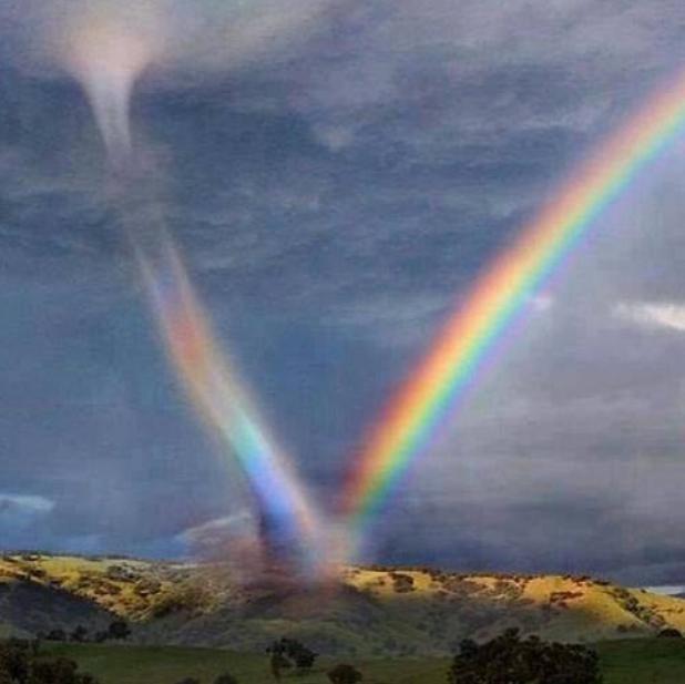 Rainbow bruh!! - meme