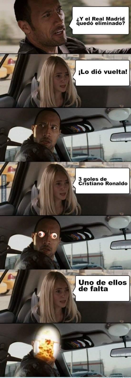 Ronaldo... - meme